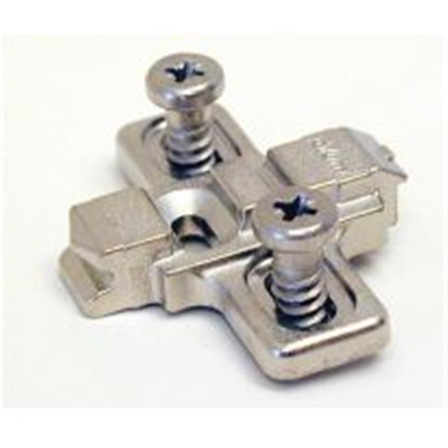 Blum B175L810 Castplate Premounted System Screws