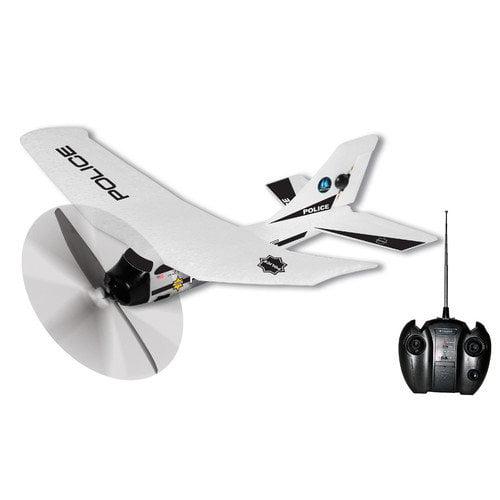 Megatech Police 2 CH RC EPP Airplane