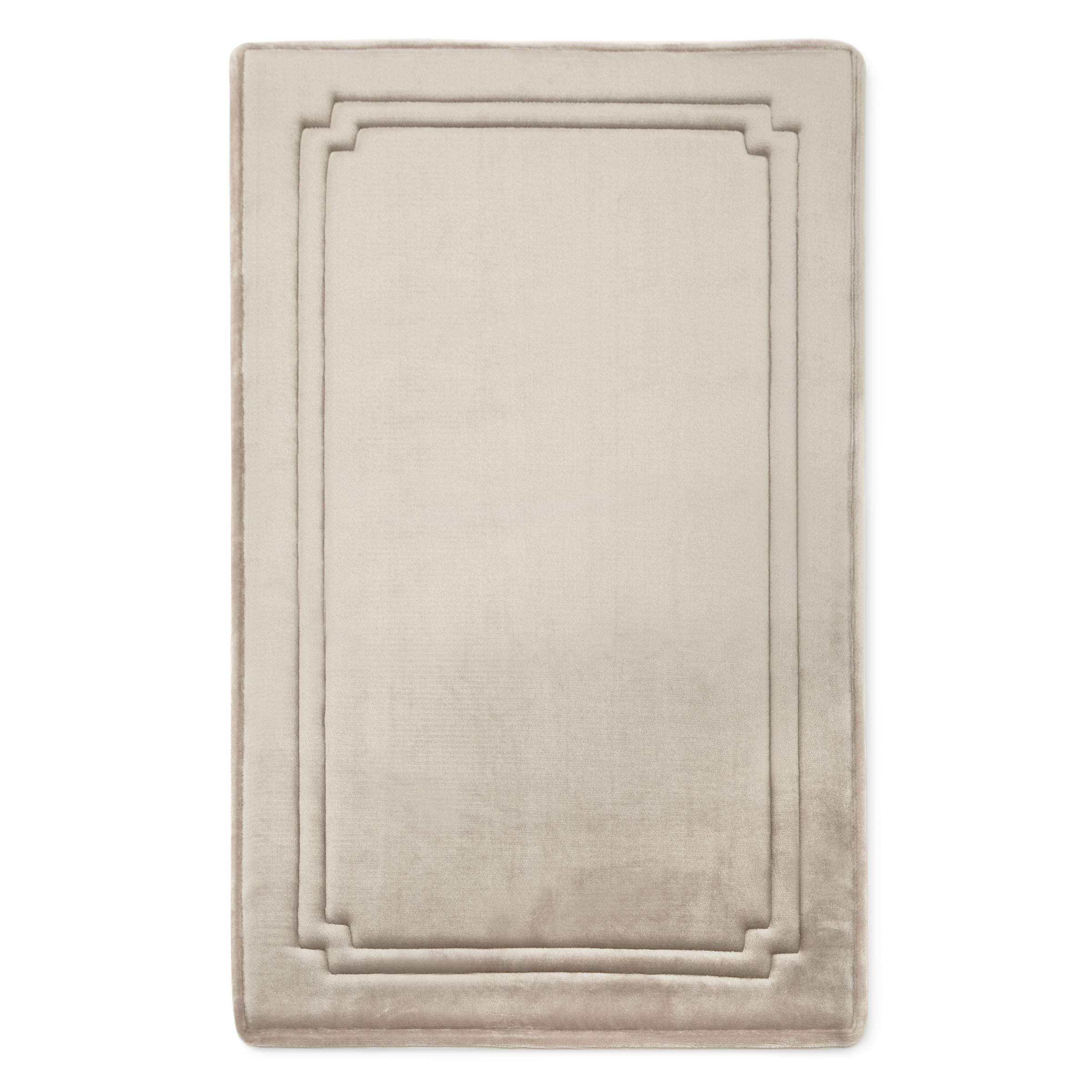 Better Homes & Gardens Thick & Plush CharActiv Memory Foam Bath Mat