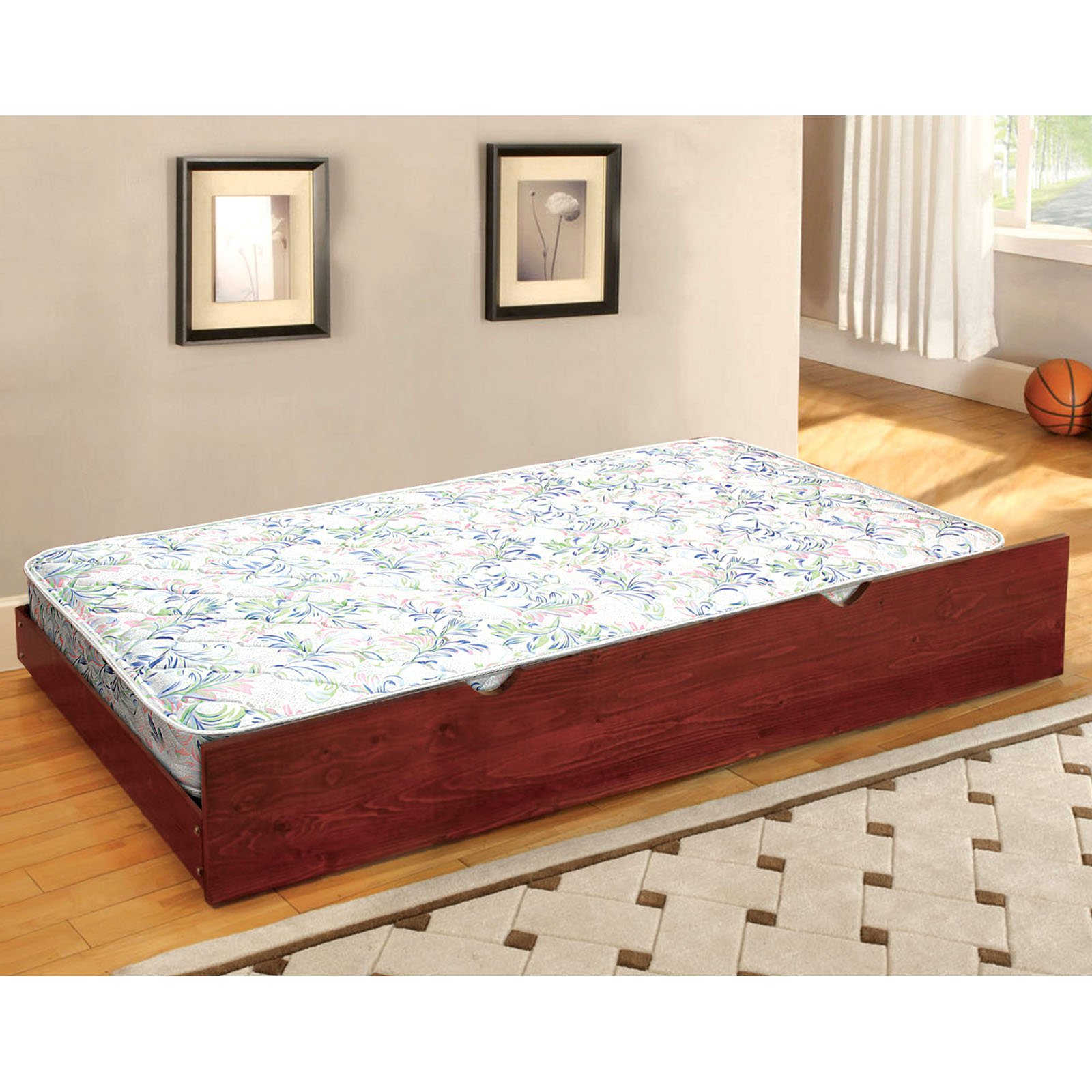 Furniture of America Dreamax Leonid 6 in. Trundle Mattress
