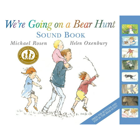 We're Going on a Bear Hunt : Sound Book