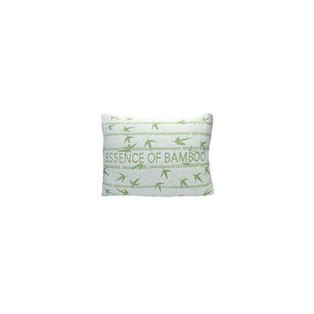 Bon Voyage BAMBMFSM Pure Serenity Lumbar Memory Foam Pillow (Bon Voyage Decorations Ideas)