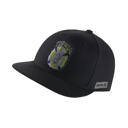 uk availability c8f25 2dadb Hurley - Hurley Men s Team Pro Snapback Hat (Filipe Toledo, One Size) -  Walmart.com