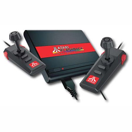 Atari flashback 8 classic game console 105 built in games - Atari flashback 3 classic game console ...