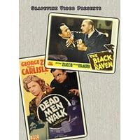 The Black Raven (1943) / Dead Men Walk (1943 (DVD)