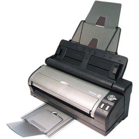Xerox DocuMate 3115 Sheetfed Scanner by