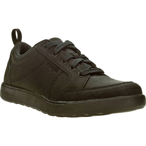 wrangler mens casual oxford shoe sneakers synthetic lace
