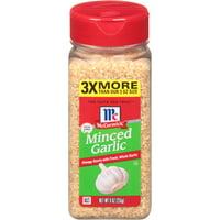 McCormick Minced Garlic, 9 oz