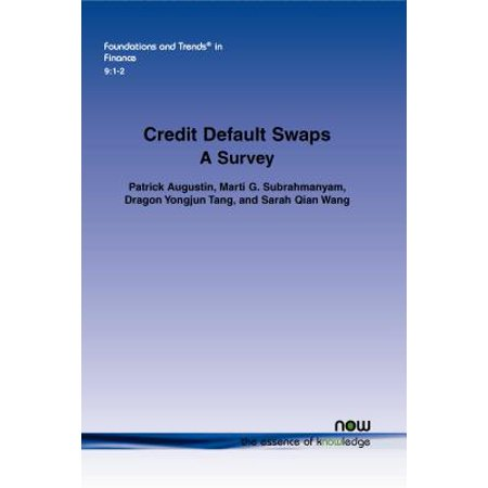 Credit Default Swaps : A Survey