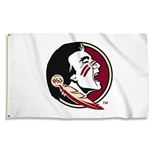 BSI Products 35004 NCAA Florida State Seminoles Flag with Grommets - 3 x 5 ft. - image 1 of 1