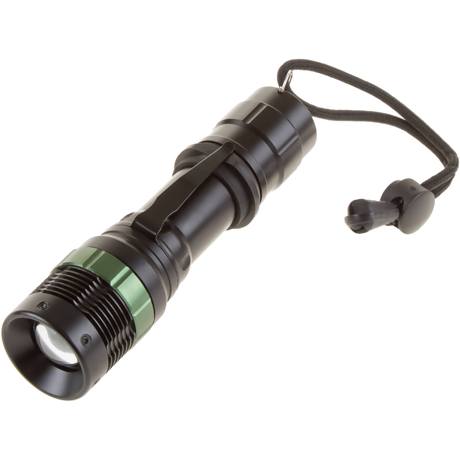 Stalwart 300 Lumen CREE LED Tactical Aluminum Flashlight, 3 Modes