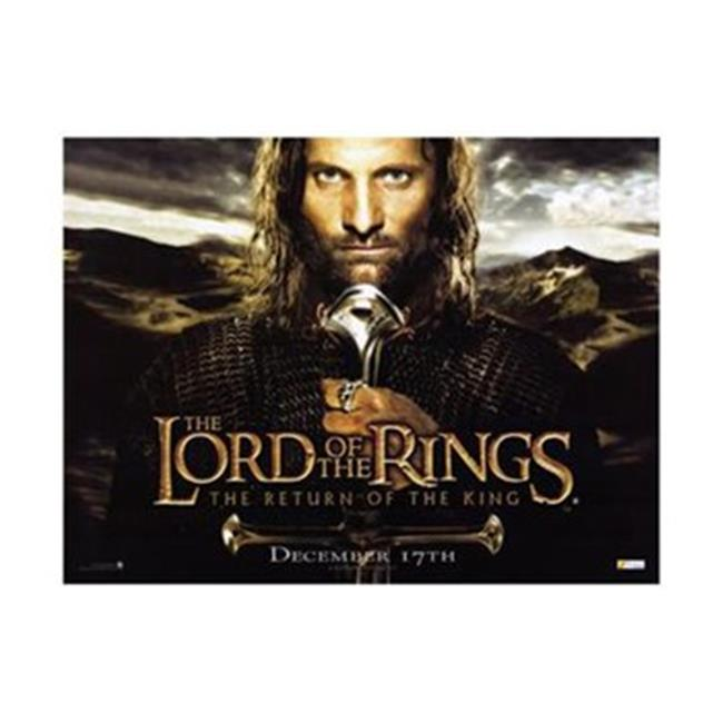 Pop Culture Graphics Mov206733 Lord Of The Rings Return Of The