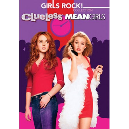 Girls Rock! Collection (DVD) - Pink Girl Movie