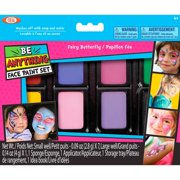 POOF-Slinky Ideal Be Anything! Fairy Butterfly Face Painting Kit, 8-Color Set