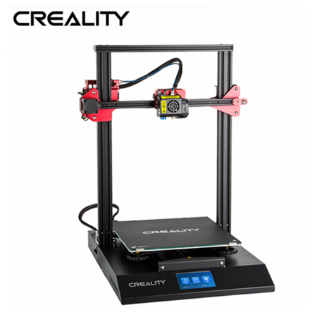 Creality CR-10S Pro 3D Printer Upgraded High-Precision Printing Quality DIY Kit Auto Leveling Sensor Double Gear ()