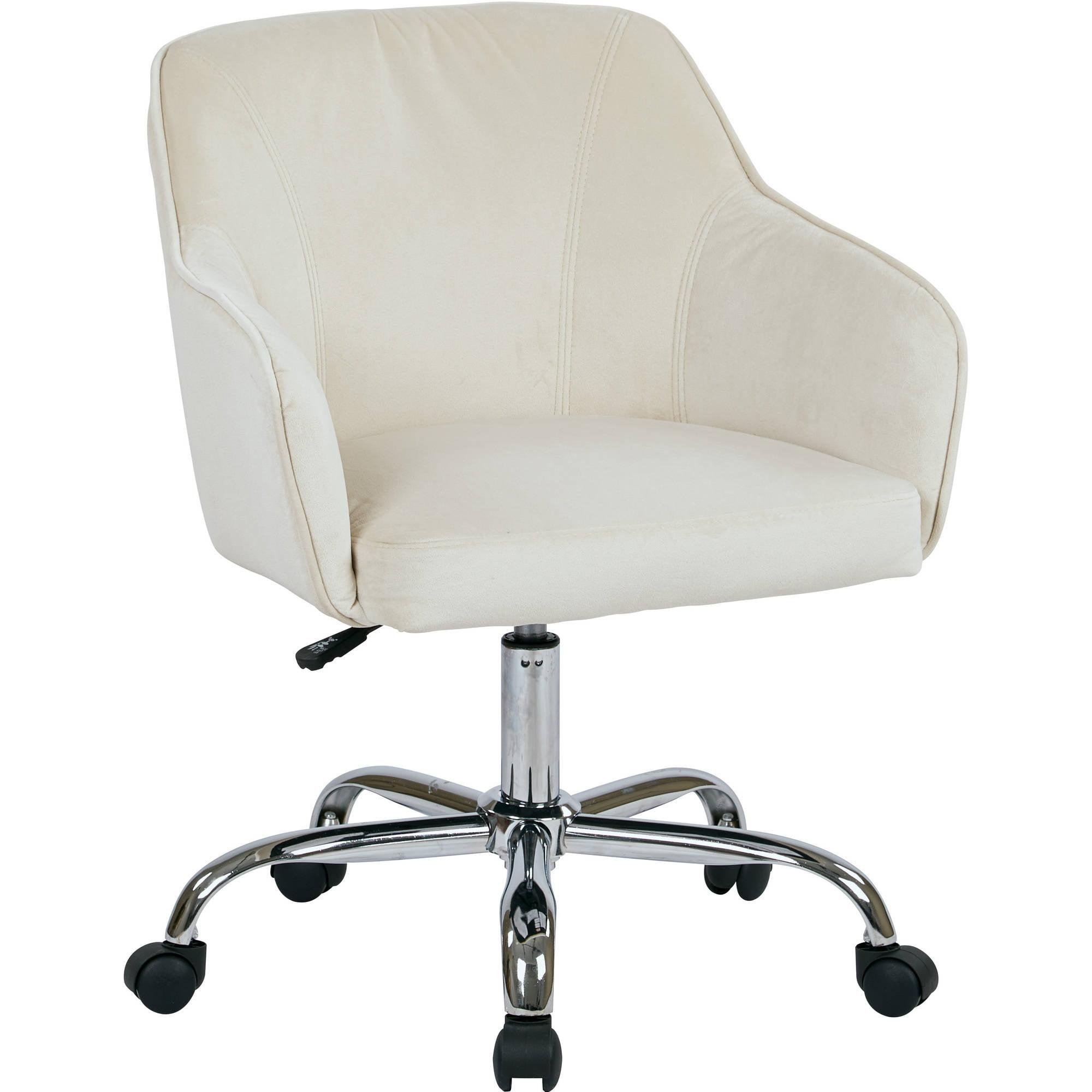 ave six velvet bristol task chair, multiple colors - walmart