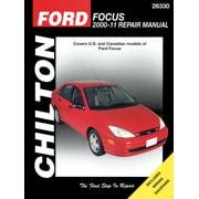 Chilton-Tcc Ford Focus 2000-11