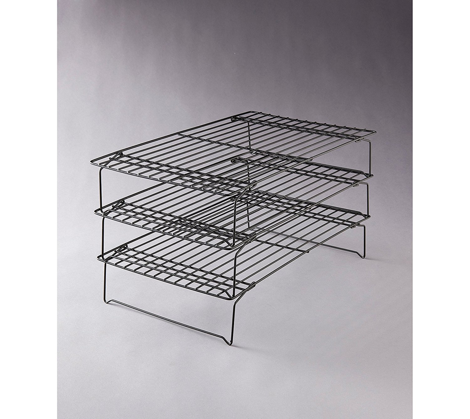 Chef's Quarters by 3-Tier Cooling Grid, Professional bakeware By Wilton by