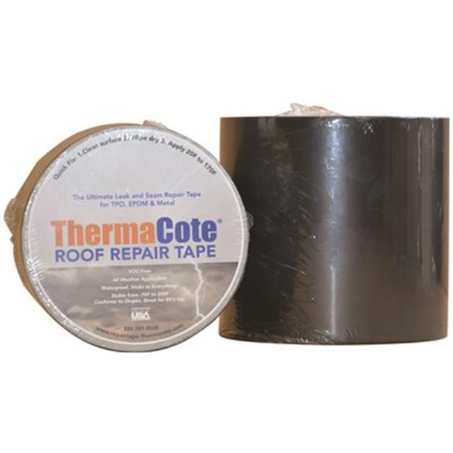 Thermacote- Seamline 12 In. X 65 Ft. Black