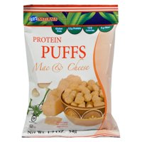 Kay's Naturals Protein Puffs , Mac And Cheese , 1.2 Oz, Pack Of 6