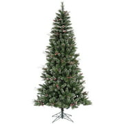 vickerman 45 snow tipped pine and berry artificial christmas tree unlit - Christmas Tree Shop Williston Vt