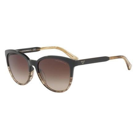 Emporio Armani EA4101 Cat Eye Woman Sunglasses