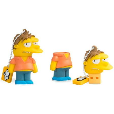 Maikii Tribe 8GB USB Memory Flash Drive, The Simpsons Barney