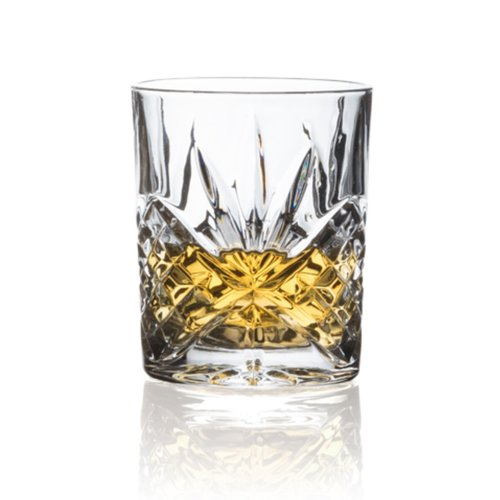 Brilliant Ashford 11 oz. Old Fashioned Glass (Set of 4)