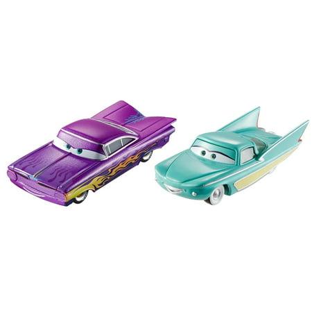 Disney/Pixar Cars Ramone Purple & Flo Vehicle (Aqua Flo Care)