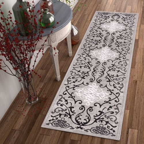 "Well Woven Dulcet Papaya Formal Runner Rug, 2' x 7'3"" Runner"