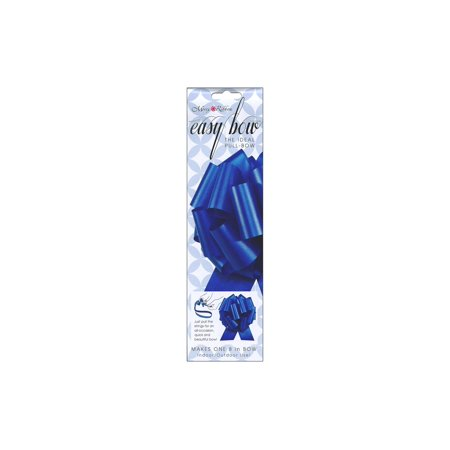 Navy Blue Bow - Morex Easy Bow 8