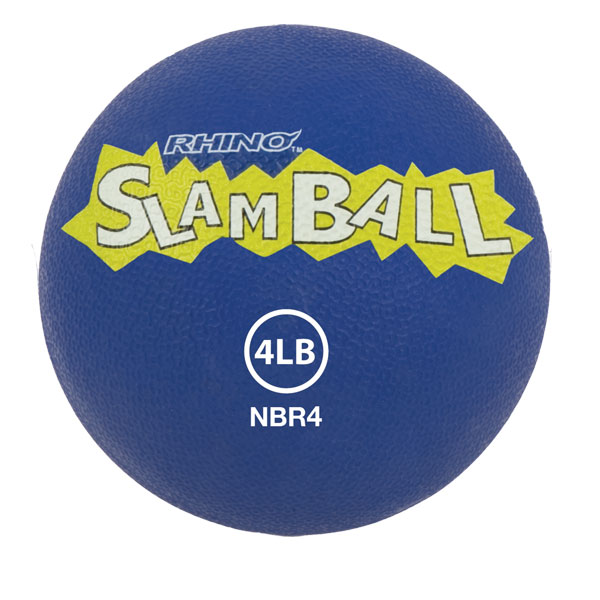 4lb Rhino® Slam Ball