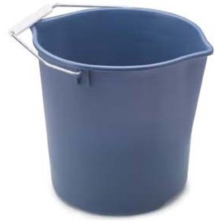 - Rubbermaid 2963-TP-ROYBL Neat 'N Tidy Pouring Bucket, Royal Blue, Round, 11-Qt.