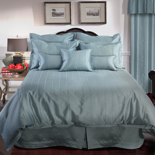 Veratex, Inc. Braxton 4-Piece Bedding Comforter Set