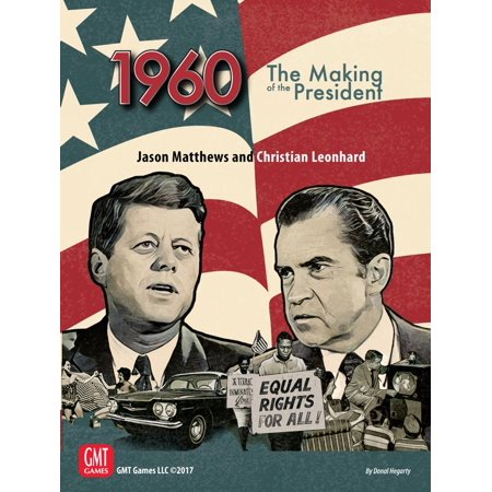 1960 - The Making of the President (2nd Edition) (1960 The Making Of The President Game)