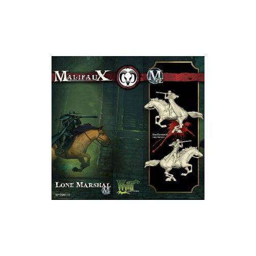 Guild: Lone Marshal Multi-Colored