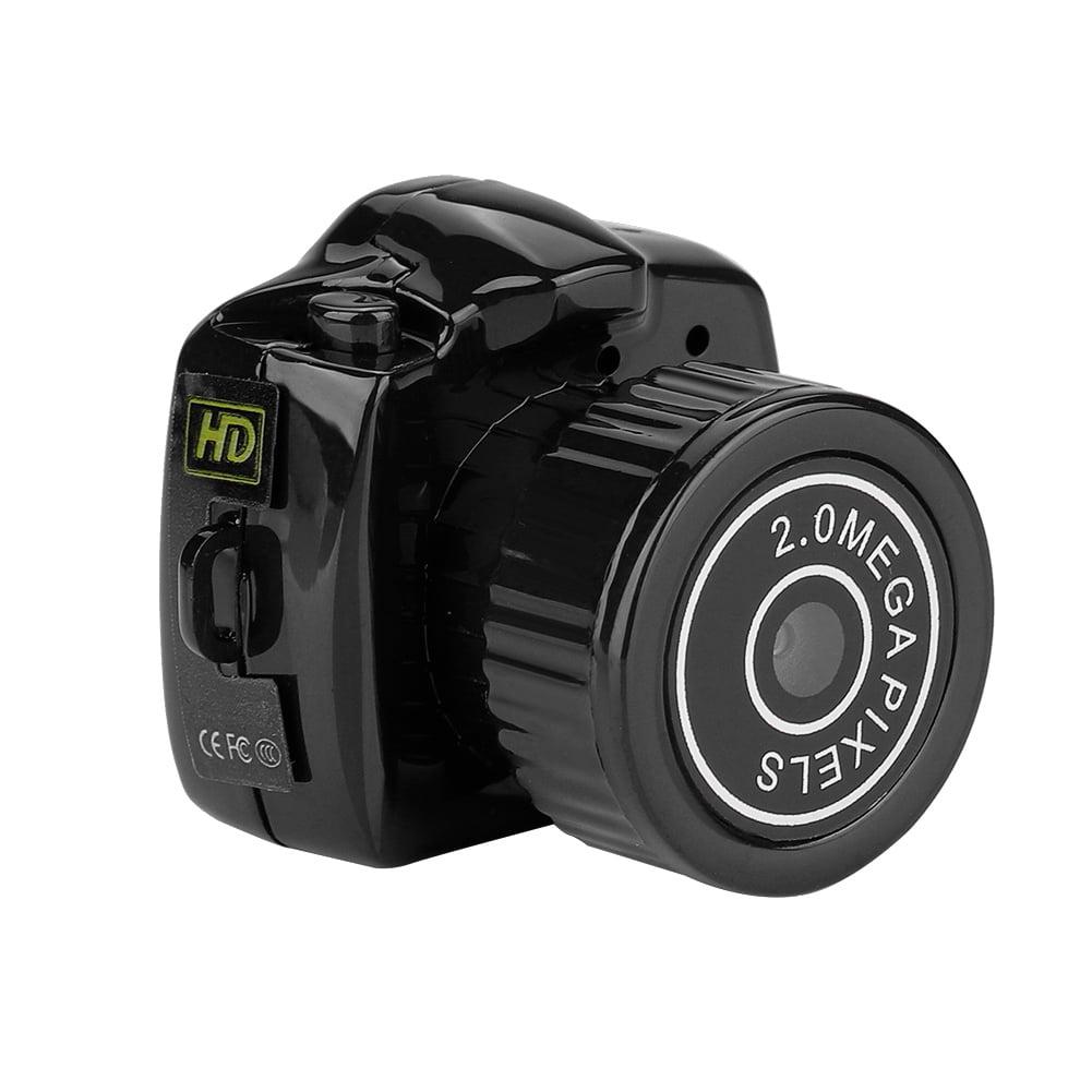 Yosoo 32GB TF Card Micro Digital Camera Clear Photos & Videos 3-5m Infrared Mini Video Recorder, Mini DVR Camera, Mini Video Camera