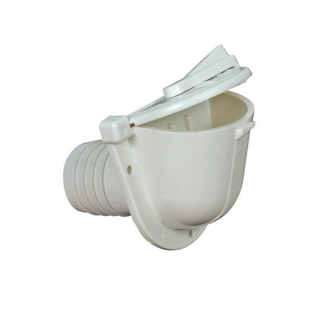 Camco 37002 Flush Mount Fill Spout - image 2 de 2