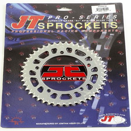 44 Tooth Rear Alloy Sprocket - JT REAR ALLOY SPROCKET (JTA464), 44 TOOTH