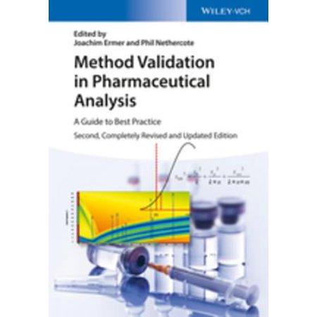 Method Validation in Pharmaceutical Analysis -