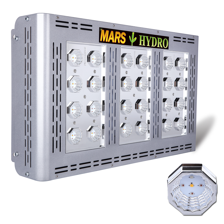 Mars Hydro LED Grow Light 600W Mars Pro II Epistar 120 Fu...