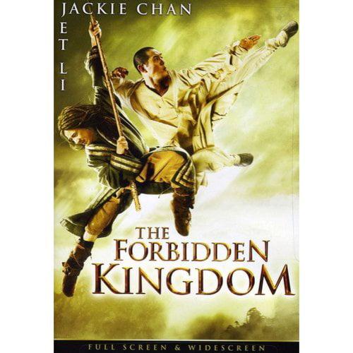 The Forbidden Kingdom (Full Frame, Widescreen)