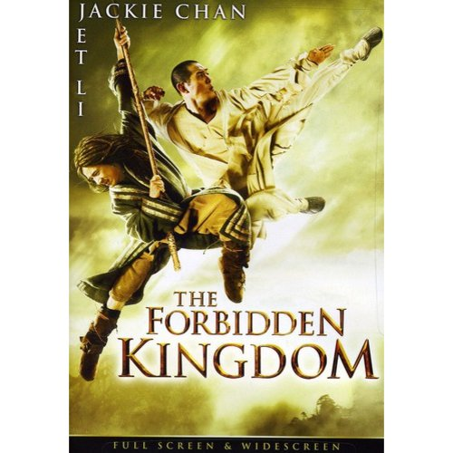 The Forbidden Kingdom (Full Frame, Widescreen)