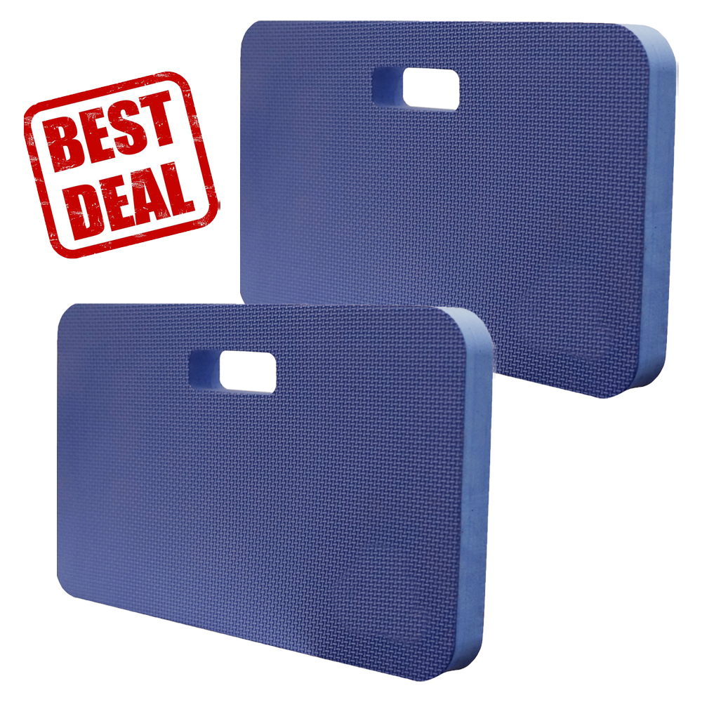 PACK OF 2   Extra Large And 1.5 Inch Thick Kneeling Pad   Knee Support,