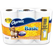 Charmin Basic Bathroom Tissue - 6 CT
