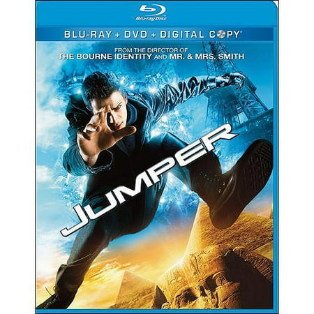 Jumper (Blu-ray + DVD + Digital Copy)