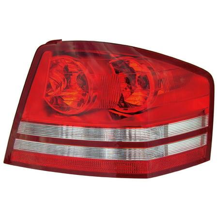 2008-2010 Dodge Avenger Passenger Right Side Rear Back Lamp Tail Light