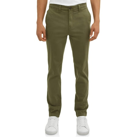Men's Slim Straight Chino Pant (Best Place To Get Pants)
