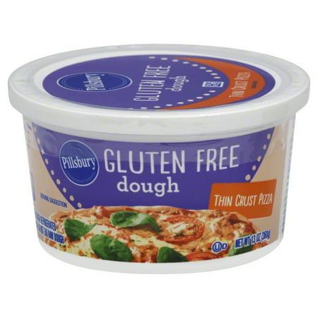 Pillsbury Gluten Free Thin Crest Pizza Dough, 13 Oz