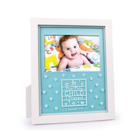 Lighthouse Christian Products For This Child I Prayed Picture Frame